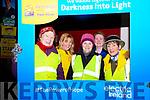 Glenbeigh Darkness into Light walk <br /> Mary O'Brien, Una Sheehan, Kathleen Griffin, Alice O'Shea & Helen Geaney.