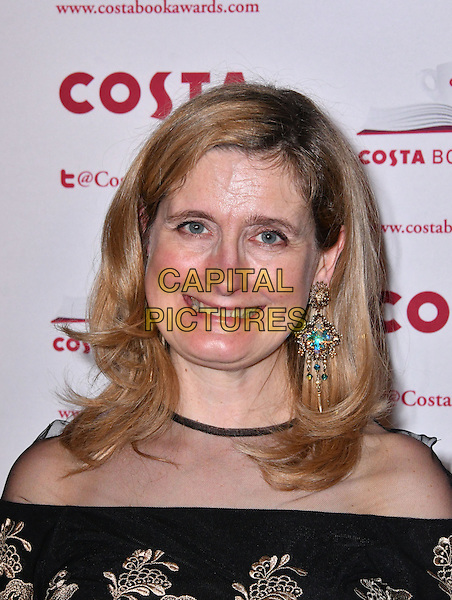 Cressida Cowell<br /> Costa Book Of The Year Award 2016, at Quaglino&rsquo;s, London, England on January 31, 2017.<br /> CAP/JOR<br /> &copy;JOR/Capital Pictures