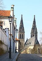 MAR 3 Prague - Vysehrad