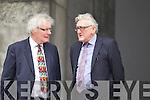 John Galvin and Dave Ramsey