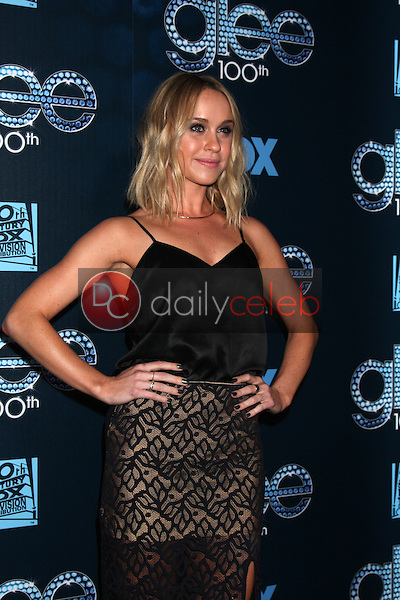 Becca Tobin<br /> at the GLEE 100th Episode Party, Chateau Marmont, West Hollywood, CA 03-18-14<br /> David Edwards/DailyCeleb.Com 818-249-4998