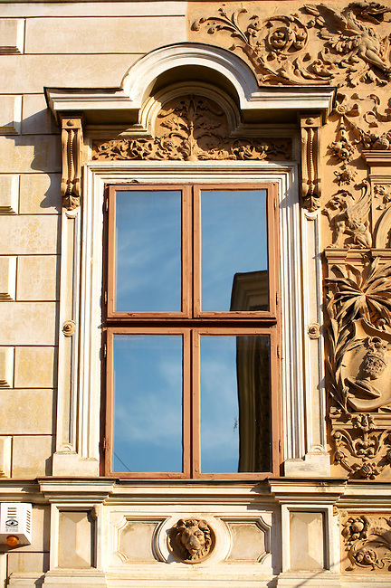 Zsolnay architectural features on Pecs ( Pécs ) - European Cultural City of The Year 2010 , Hungary