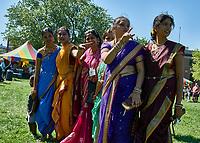 Defile Indien, 2019<br /> <br /> PHOTO : Agence Quebec Presse - Pierre Tran