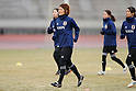Soccer: Japan Women's National Team Official Training