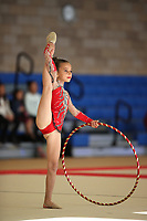 Daniella Kucherenko, Level-4 (Irene) @ LA Cup 2017.
