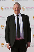 London, UK. 8 May 2016. Comedian Greg Davies. Red carpet  celebrity arrivals for the House Of Fraser British Academy Television Awards at the Royal Festival Hall.