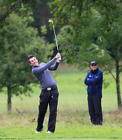 James Maw (ENG) on the 10th fairway during Round 4 of the Bridgestone Challenge 2017 at the Luton Hoo Hotel Golf &amp; Spa, Luton, Bedfordshire, England. 10/09/2017<br /> Picture: Golffile | Thos Caffrey<br /> <br /> <br /> All photo usage must carry mandatory copyright credit     (&copy; Golffile | Thos Caffrey)