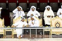 Khaleel Al Jabir Qatar Swimming President<br /> Opening<br /> FINA Airweave Swimming World Cup 2015<br /> Doha, Qatar 2015  Nov.2 nd - 3 rd<br /> Day1 - Nov. 2 nd Finals<br /> Photo G. Scala/Deepbluemedia