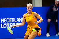 Alphen aan den Rijn, Netherlands, December 14, 2018, Tennispark Nieuwe Sloot, Ned. Loterij NK Tennis,  Suzan Lamens (NED)<br /> Photo: Tennisimages/Henk Koster