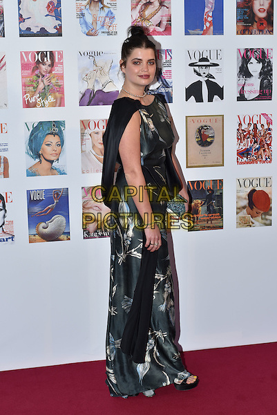 Pixie Geldof at the Vogue100 anniversary gala dinner, British Vogue's centenary anniversary party, The East Albert Lawn in Kensington Gardens, Hyde Park, London, England, UK, on Monday 23 May 2016.<br /> CAP/PL<br /> &copy;PL/Capital Pictures