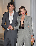 Milla Jovovich and Paul W.S. Anderson attends the Opening of The Tom Ford Beverly Hills Store in Beverly Hills, California on February 24,2011                                                                               © 2010 DVS / Hollywood Press Agency