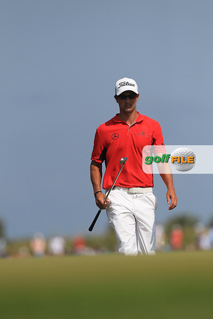 Adam Scott (AUS) walks onto the 7th green during Saturday's Round 3 of the 94th PGA Golf Championship at The Ocean Course, Kiawah Island, South Carolina, USA 10th August 2012 (Photo Eoin Clarke/www.golffile.ie)