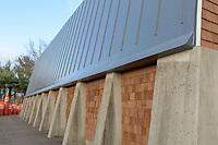 Branford Salt Shed Rehabilitation CT-DOT Project. No. 173-475<br /> Construction Progress 3 of 3 | 20 December 2017