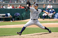 June 22, 2008: Portland Beavers' Wade LeBlanc worked 5 2/3 no-hit innings before giving up a solo home run to Tacoma Rainiers' Prentice Redman.  It proved to be the only run of the game, tagging LeBlanc with the tough-luck  loss.