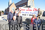 St John's Church Tralee launched the Parish Faith Programme for the coming 12 months. Pictured were: Fr Gerard Finucane, Fr Sean Hanafin, Bill Looney, Fr Bernard Healy, Fr Francis Nolan, Denis Kelleher, Conor Fitzgerald, Norma Foley and Ann O'Shea Daly.