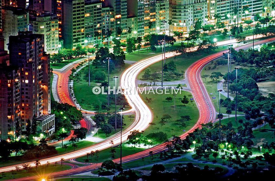 Aterro do Flamengo. Rio de Janeiro. 2003. Foto de Ricardo Azoury.