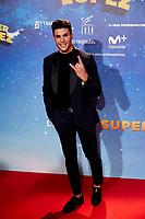 Kiko Jimenez attends to Super Lopez premiere at Capitol cinema in Madrid, Spain. November 21, 2018. (ALTERPHOTOS/A. Perez Meca) /NortePhoto NORTEPHOTOMEXICO