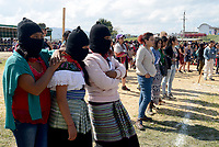 Chiapas, Mexico, 8 Marzo 2018<br /> PRIMO INCONTRO INTERNAZIONALE, POLITICO, ARTISTICO, SPORTIVO E CULTURALE DELLE DONNE CHE LOTTANO.<br /> Migliaia di donne provenienti da tutto il mondo si incontrano dal 8 al 10 Marzonel Caracol di Morelia con workshops e laboratori,<br /> L'incontro è organizzato dalle donne zapatiste dell'Esercito Zapatista di Liberazione Nazionela