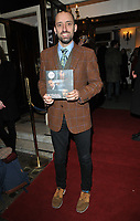 Tom Edden at the &quot;Betrayal&quot; play press night, The Harold Pinter Theatre, Panton Street, London, England, UK, on Wednesday 13th March 2019.<br /> CAP/CAN<br /> &copy;CAN/Capital Pictures