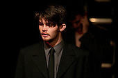 dress rehearsal for Shakespeare's Macbeth, Rose Bruford College, Sidcup, Kent.