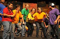 The Harker School - LS - Lower School - PA - Grade 5 Show...2012-01-27...photo by Mercedes Chien, Grade 10