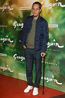 """FABIEN MARSAUD (CONNU SOUS LE NOM DE GRAND CORPS MALADE) - AVANT-PREMIERE DU FILM """"GAUGUIN, VOYAGE DE TAHITI"""" AU CINEMA GAUMONT CAPUCINE A PARIS, FRANCE, LE 18/09/2017."""