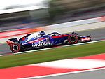 12.05.2018 Pierre Gasly (FRA) Red Bull Toro Rosso Honda at Formula One World Championship,  Spanish Grand Prix, Qualifying, Barcelona, Spain