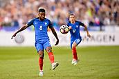 June 13th 2017, Stade de France, Paris, France; International football friendly, France versus England;  THOMAS LEMAR (fra)