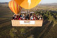 20170225 February 25 Hot Air Balloon Gold Coast