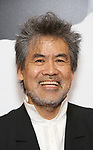 David Henry Hwang attends the Broadway Opening Night Performance of 'Present Laughter' at St. James Theatreon April 5, 2017 in New York City