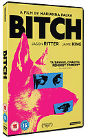 Bitch (2017)<br /> DVD COVER ART<br /> *Filmstill - Editorial Use Only*<br /> CAP/KFS<br /> Image supplied by Capital Pictures