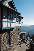 Indien, Himachal Pradesh, Shimla, Kolonialgebäude