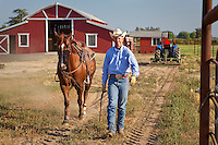 Murray Thompson, World Champion for Reined Cow Horse