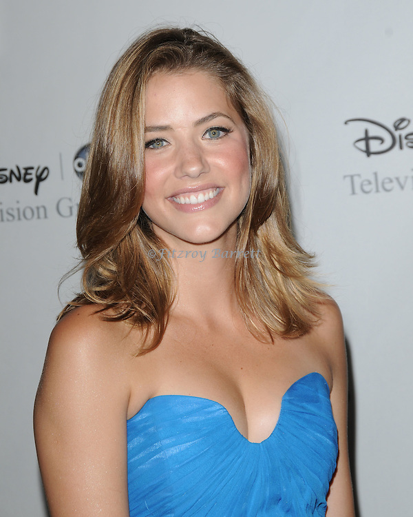 Julie Gonzalo arriving at the Disney ABC Television Group All Star Party, that was held at the Beverly Hilton Hotel, Beverly Hills, Ca. July 17, 2008. Fitzroy Barrett