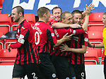 Ross County v St Johnstone 10.08.14