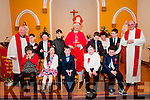 Nano Nagle Confirmation : Students at the NAno Nagle School, Listowel who were confirmed at the Convent Church, Listowel  by Bishop Ray Browne on Friday last.