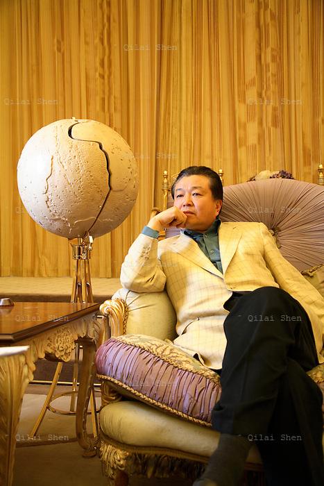 Yan Bin, billionaire owner of Red Bull.