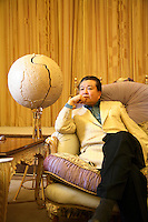 Yan Bin, billionaire owner of Red Bull.