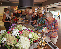 Etten-Leur, The Netherlands, August 27, 2016,  TC Etten, NVK, High Tea,<br /> Photo: Tennisimages/Henk Koster