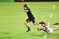 Waimana Riedlinger Kapa of New Zealand during the U20 World Championship match between New Zeland and Japan on May 30, 2018 in Narbonne, France. (Photo by Alexandre Dimou/Icon Sport)