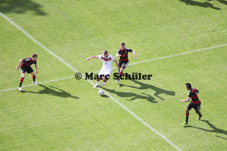 - Testspiel der Deutschen Nationalmannschaft gegen die U20 im Rahmen der WM-Vorbereitung in St. Martin