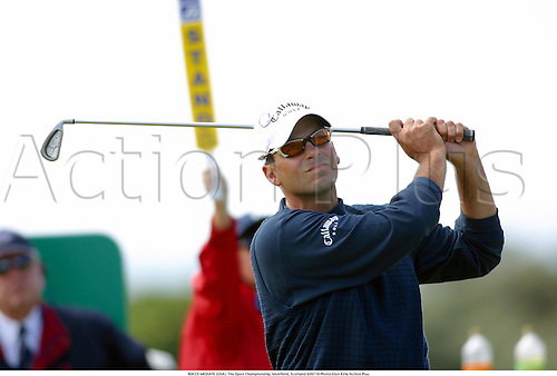 ROCCO MEDIATE (USA). The Open Championship, Muirfield, Scotland 020718 Photo:Glyn Kirk/Action Plus...Golf.2002..