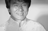 """HONG KONG - MARCH 22:  Hong Kong actor Jackie Chan attends the Opening Ceremony of the 33rd Hong Kong International Film Festival and the Gala Premiere of the opening films """"Shinjuku Incident """" at the Hong Kong Convention and Exhibition Centre on March 22, 2009 in Hong Kong.  Photo by Victor Fraile / studioEAST"""