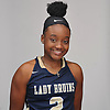 Aziah Hudson of Baldwin poses for a portrait during Newsday's All-Long Island girls basketball photo shoot at company headquarters in Melville on Monday, March 26, 2018.