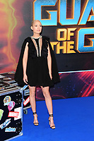 www.acepixs.com<br /> <br /> April 24 2017, New York City<br /> <br /> Pom Klementieff arriving at the European Gala screening of 'Guardians of the Galaxy Vol. 2' at the Hammersmith Apollo on April 24, 2017 in London<br /> <br /> By Line: Famous/ACE Pictures<br /> <br /> <br /> ACE Pictures Inc<br /> Tel: 6467670430<br /> Email: info@acepixs.com<br /> www.acepixs.com