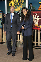 """LOS ANGELES - OCT 11:  Cory Booker, Rosario Dawson at the """"Zombieland Double Tap"""" Premiere at the TCL Chinese Theater on October 11, 2019 in Los Angeles, CA"""