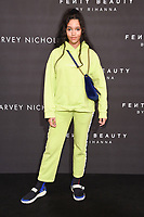 Cassey Chanel<br /> arriving for the Fenty Beauty by Rihanna launch party at Harvey Nichols, London<br /> <br /> <br /> &copy;Ash Knotek  D3310  19/09/2017