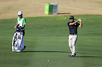 Satoshi Kodaira (JPN) during the 1st round of the Waste Management Phoenix Open, TPC Scottsdale, Scottsdale, Arisona, USA. 31/01/2019.<br /> Picture Fran Caffrey / Golffile.ie<br /> <br /> All photo usage must carry mandatory copyright credit (&copy; Golffile | Fran Caffrey)