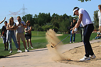 Mike Lorenzo-Vera (FRA) in the rough on the 6th during Round 2 of the Abu Dhabi HSBC Championship 2020 at the Abu Dhabi Golf Club, Abu Dhabi, United Arab Emirates. 17/01/2020<br /> Picture: Golffile   Thos Caffrey<br /> <br /> <br /> All photo usage must carry mandatory copyright credit (© Golffile   Thos Caffrey)
