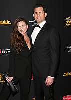 08 February 2019 - Hollywood, California - Kristoffer Polaha, Julianne Morris. 27th Annual Movieguide Awards Gala held at the Universal Hilton Hotel. Photo Credit: Faye Sadou/AdMedia